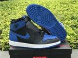 """Nike Pairs Air Jordan 1 Retro High OG """"Royal"""" 2017"""