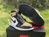 Air Jordan 1Retro Gold Toe