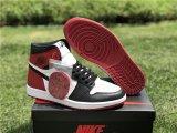 "Air Jordan 1 OG Retro High ""Black Toe"""