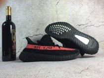 Adidas YEEZY 350 V2 Core Black Red