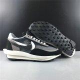 Sacai X Nike LVD Waffle Daybreak Black