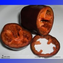 Rare Sweet Chocolate Pepper F1 Seeds, Professional Pack, 50 Seeds / Pack, Ripen Early Vegetables E3116