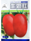 1 Original Pack, approx 300 seeds / pack, Middle Milk Red Tomato Seeds Non-Gmo Heirloom Organic Vegetables #NF260