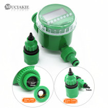 MUCIAKIE Garden Water Timer with 1/2/4-Way Hose Splitter Automatic Watering Irrigation Controller Adapter 4/7 8/11 16mm Hose