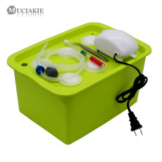 1 KIT 220/110V Hydroponic Systems Plant Site 6 Holes Nursery Pots Soilless Cultivation Plant Seedling Grow Kits Hydroponics
