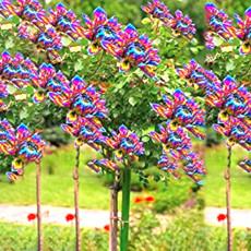 50PCS Dahlia Tree Bonsai Flowers Colorful