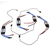 4PCS XT-XINTE Platinum-30A-Pro 2-6S 30A Speed Controller ESC OPTO For Hex Multi Rotor Hexacopter Drone