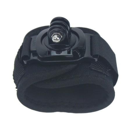 xt-xinte 360 Degree Wrist Strap Tripod Belt Mount Longer and Wider with Long Screw Cap for Gopro Hero 2 3 3+ 4