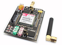 F04892 SIM900 GPRS GSM Shield Development Board Module With 4 Frequency Antenna