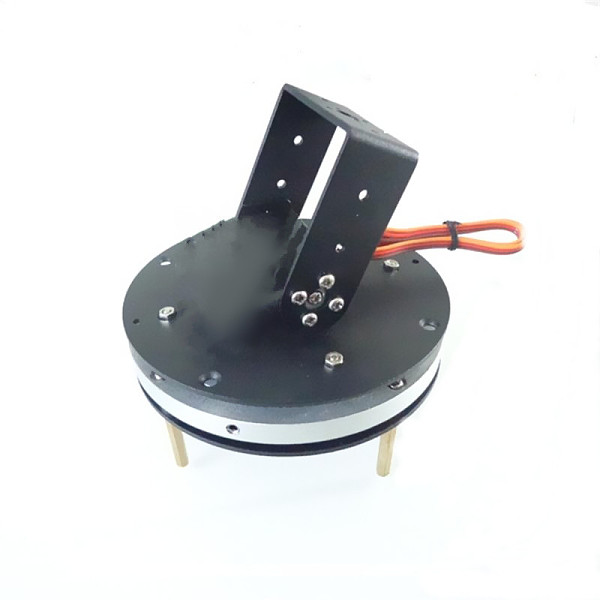 Biger stronger Metal Circular Rotating Base + Thicker Metal Plate for Mechanical