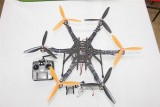 Drone Upgraded Kit HMF S550 9045 3-Prop 6Axis Multi QuadCopter UFO RTF/ARF with 2-Axis Gimbal No Battery / Charger