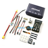 Newest PIXHAWK 2.45 32bit Flight Control Set PIX PXI PX4 Multi-axis Aircraft Fixed-wing Drones APM Upgraded