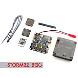 Storm32 BGC 3-Axle 32 Bit STM32 Brushless Gimbal Controller Board with Dual Gyroscope for DIY FPV Quadcopter Multicopter