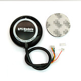 Mini M8N GPS Module NEO-M8N GPS for APM 2.6/2.8 & PIX PX4 2.4.6 Flight Controller DIY RC Drone