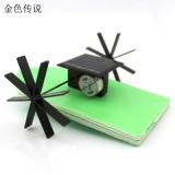 Solar Powered Boat No.3 Kit DIY Ship Model Puzzle Handmade Material Spare Parts RC Accessories for Science Education
