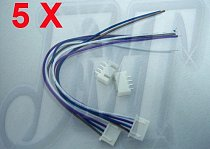 Balance Charger Extension Cable & Plug 11.1V 3S 26