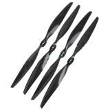 XT-XINTE 4 Pairs 15x7.5 3K Carbon Fiber Propeller CW CCW 1575 CF Props Cons For Hexacopter Octocopter Multi Rotor UFO