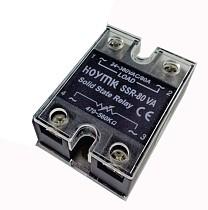 Hoymk SSR-80VA 80A Resistance Regulator Solid State Relay Temperature Control SSR 80VA