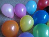 100pcs 1.5g Matt Balloon Wedding Decorate Birthday Party Balloon Toy for Children Random Color