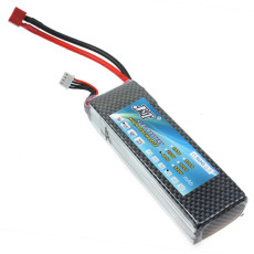 JMT 1piece Lion Power 3S Lipo Battery 11.1V 4400mAh 30C T Plug for RC Drone Quadcopter Helicopter / Car / Boat