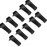 10 Pieces Belt Clip for RETEVIS H-777 BF-666S, BF-777S,BF-888S Hot model Radio