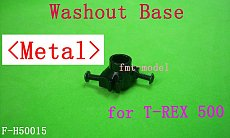 Metal Washout Base As H50015 for TREX T-REX 500 Rc Helicopter Heli