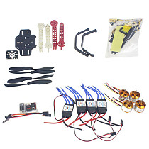 RC Drone Quadrocopter 4-axis Aircraft Kit F330 MultiCopter Frame QQ Super Flight Control No Transmitter No Battery