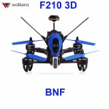Original  Walkera F210 3D Racer Without Transmitter Racing Drone Quadcopter with OSD / 700TVL Camera  BNF