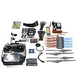 DIY RC Drone Quadrocopter RTF X4M360L Frame Kit with GPS APM 2.8 AT9 TX F14892-C