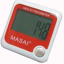 MASAI Multifunctional Digital Health Pedometer Distance Calorie Measureme