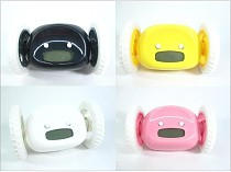 F06503 Funny Movable Alarm Clock with Snooze Function Creativity Gift New Exotic Toy