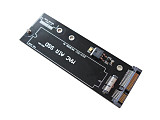 SSD to SATA3 Adapter Expansion Card Adapter SSD to SATA3 for MacbookAir 2010 2011