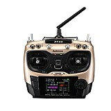 Radiolink AT9S 2.4G 10CH DSSS FHSS Transmitter R9DS 9CH Receiver Radio Controller S-BUS PWM for RC Heli Multicopter Car