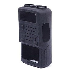 Q14765 Protective Soft Case Rubber Soft Handheld Cover Holster for Baofeng Two Way Radio UV5R UV-5RA UV-5RB UV-5RC (Blac