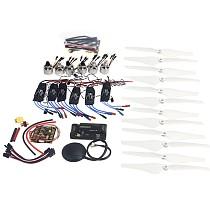 OEM Electronic Accessories GPS APM2.8 D2212 920KV Brushless Motor 30A ESC Propeller for MultiCopter Hexacopter UFO Heli