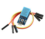 DHT11 Single-Bus Digital Temperature and Relative Humidity Sensor Module For Electronic Building Blocks