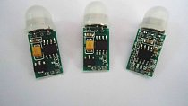 Generic High Quality Mini IR Pyroelectric Infrared PIR Motion Human Sensor Detector Module Color Green