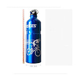 F07026 Bicycle Water Bottles Aluminum Kettle Bike Accessories for Outdoor Sports