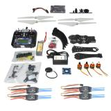 Full Set DIY RC Drone Quadrocopter X4M380L Frame Kit APM 2.8 Gimbal TX F14893-P