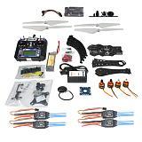 Full Set DIY RC Drone Quadrocopter X4M380L Frame Kit APM 2.8 Gimbal TX F14893-P