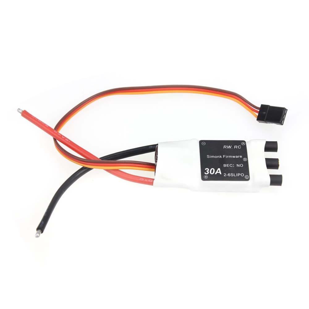 Us 587 30a Opto Simonk 2 6s Lipo Esc Mini Speed Controller For Diy Electronic Homemade Rc Multicopter 350 450 550 680 Quadcopter Item No F18123 4 6
