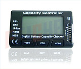 G.T.POWER Digital Battery Capacity Checker , Cell meter For NiCd NiMH , Li-Po,LiFe,Li-lon AKKU  Cellmeter-7