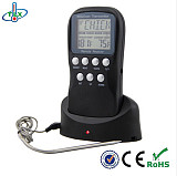 Wireless Food Thermometer for BBQ & Oven Instant Read Kitchen Thermometer