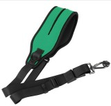 Camera Quick Rapid Damping Shoulder Neck Strap Belt with Screw for Canon Nikon Sony DSLR Green