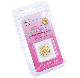 Osidun Cellphone Tablet PC 24K Gold Plating Radiation Protection Sticker for Pregnant Woman Office