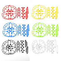Landing Gear Propeller Guards Finger Guards 3in1 Set Blade Protection Cover for DJI Spark Drone Quadcopter