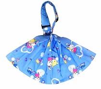 Baby Kid Safety Carrier Sling Wrap Infant Horizontal Comfort Backpack