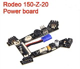 Original Walkera Rodeo 150 spare parts 150-Z-20 Power Board F18109
