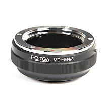 FOTGA MD-M4/3 Lens Adapter For MINOLTA MD Lens to Olympus Panasonic Micro Camera Body