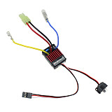 Newest Hobbywing QuicRun 1060 / 1625 Brush ESC For 1:10 / 1:18 1:16 RC Car